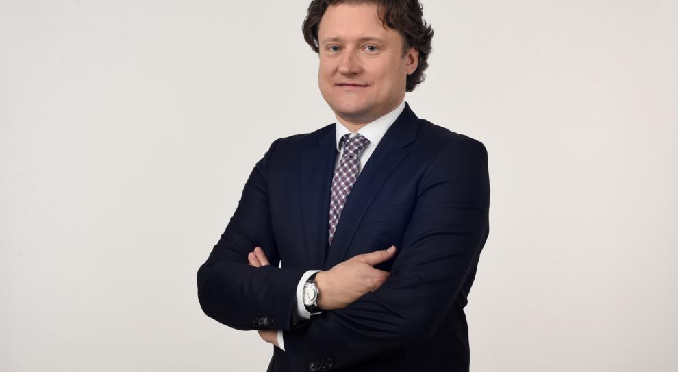 Piotr Krawczyński nowym dyrektorem w BNP Paribas Real Estate Poland