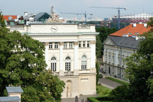 Uniwersytet Warszawski chwali się spółkami swoich studentów