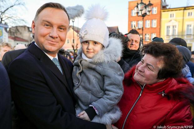 Andrzej Duda: Nauczyciele powinni w Polsce dobrze zarabiać