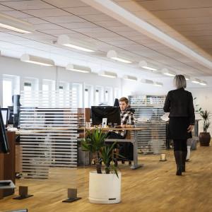 Nowoczesne i atrakcyjne biuro to często karta przetargowa pracodawcy