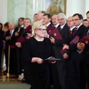 """Beata Kempa: Broniarz to""""karierowicz"""""""