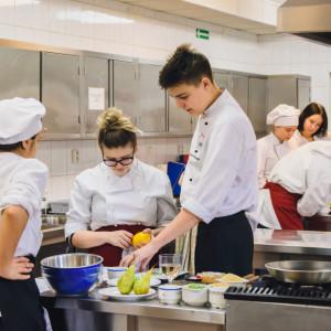 Czas na zmiany w edukacji zawodowej kucharzy. Wege na topie