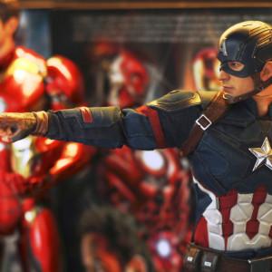 1000 dolarów za obejrzenie wszystkich filmów Marvela