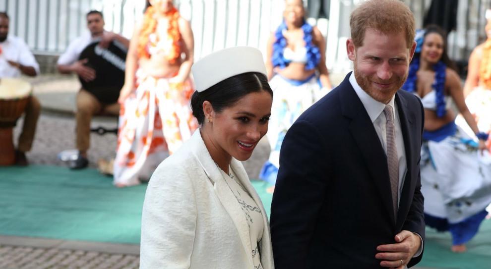 Książę Harry na tacierzyńskim. Pomoże żonie w opiece nad noworodkiem