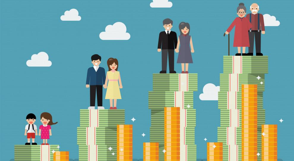 Większość młodych Polaków nie myśli o emeryturze