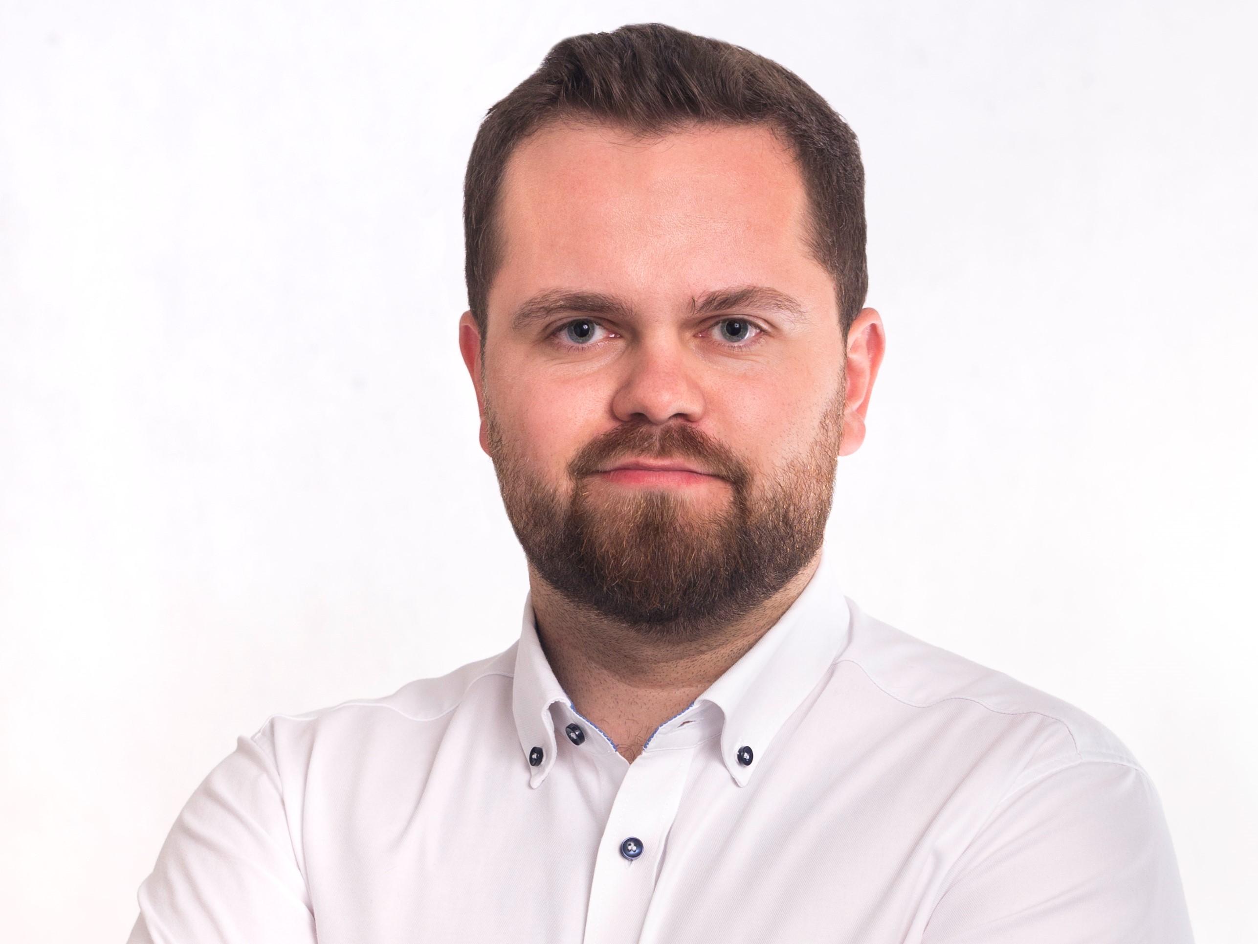 Maciej Brożonowicz (fot. materiały własne)