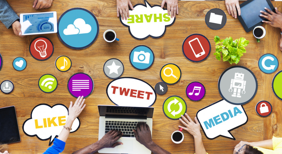 Cyfryzacja w firmach to głównie media społecznościowe