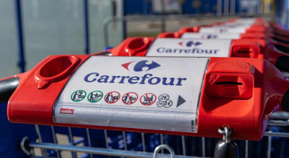 Carrefour chce zwolnić 1500 osób
