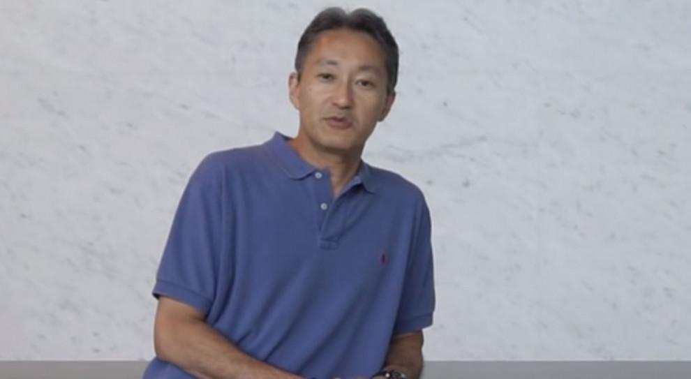 Prezes Sony odchodzi na emeryturę po 35 latach w firmie