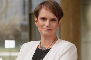 Ewa Dąbrowska dyrektorem w Nationale-Nederlanden