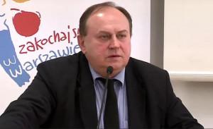 Jan Nowak, który niebawem obejmie funkcję prezesa UODO (fot. YouTube)
