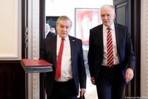 Wicepremier Gowin odwiedził Rzeszów, gdzie współpracują lokalne uczelnie