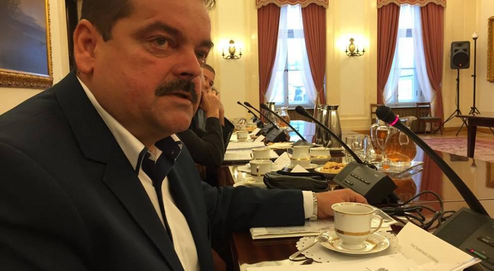 Szef rolniczego OPZZ o obietnicy Kaczyńskiego: unijne mrzonki