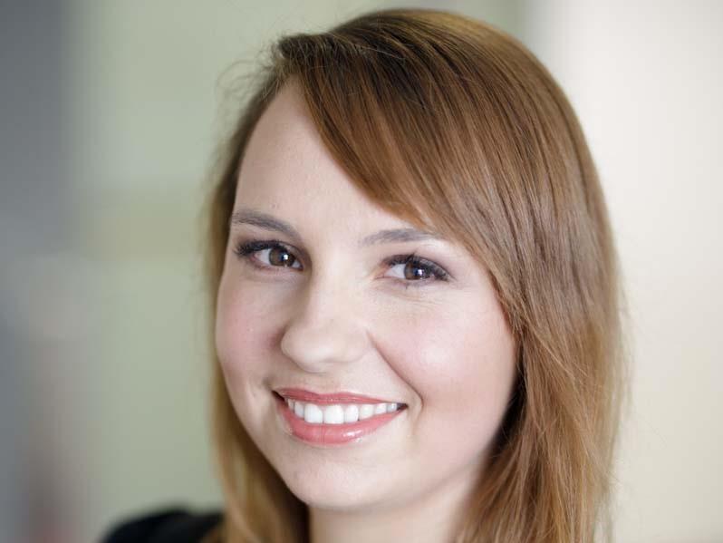 Katarzyna Cyrbus fot. Grayling