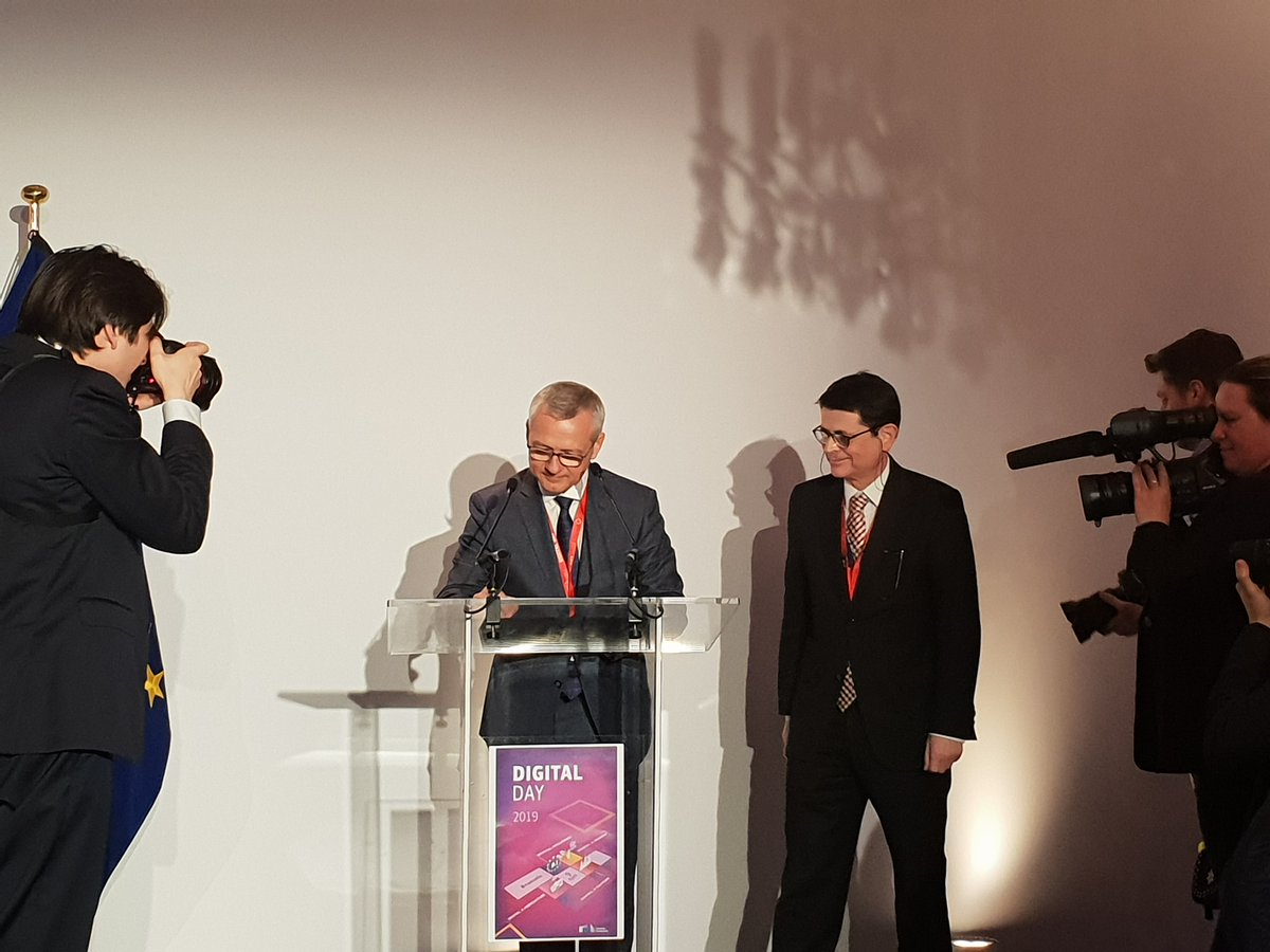 Minister Marek Zagórski (fot. Twitter/Ministerstwo Cyfryzacji)