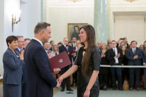 Magdalena Król najmłodszą profesorką nauk weterynaryjnych w historii tej dyscypliny w Polsce