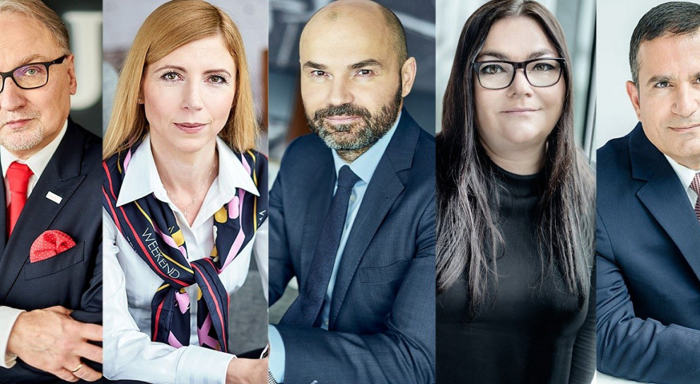 Bartoszewicz-Wnuk, Młyniec, Sekuła, Savva członkami zarządu JLL w Polsce