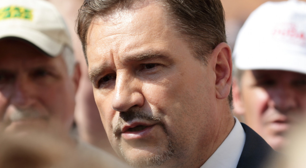Piotr Duda o zakazie handlu: ustawa powstała z myślą o pracownikach handlu
