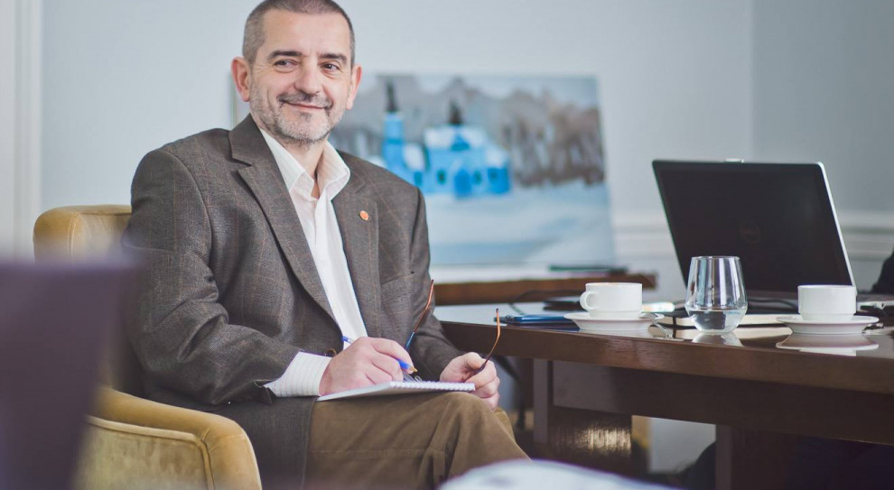 Mariusz Bober dyrektorem operacyjnym Towarzystw Biznesowych