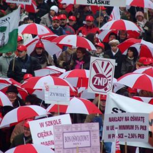 Wiemy, kiedy odbędzie się  manifestacja nauczycieli w Warszawie