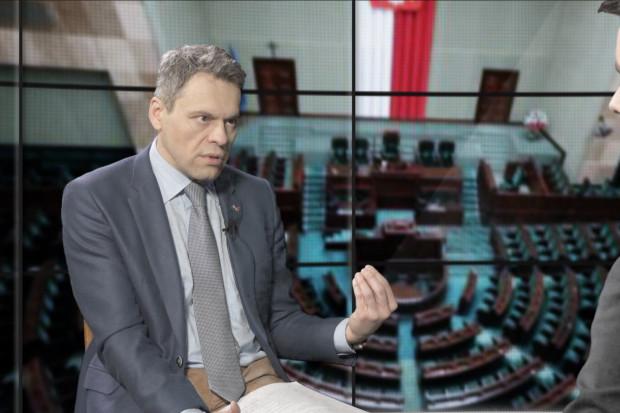 Piątka Kaczyńskiego za wyższy ZUS i test przedsiębiorcy? Minister w szczerej rozmowie