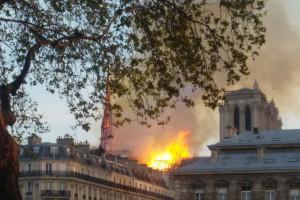 ArcelorMittal pomoże odbudować katedrę Notre Dame