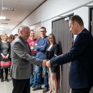 Nowa aula na 30 lat Wydziału Informatyki Politechniki Białostockiej