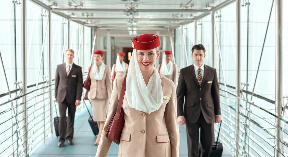 Linie lotnicze Emirates rekrutują. Najbliższe spotkania już pod koniec kwietnia