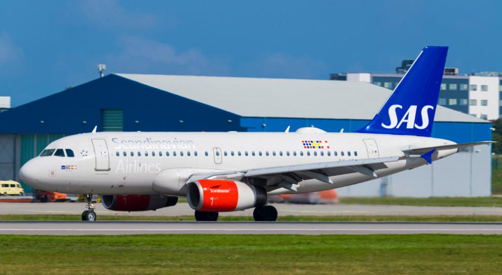 Skandynawscy piloci linii SAS strajkują. Odwołano 70 proc. lotów