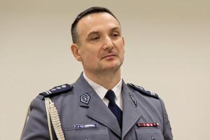 Paweł Półtorzycki nowym komendantem Centralnego Biura Śledczego Policji