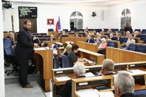 Senatorowie zajmą się zmianami w kodeksie pracy i ustawie o promocji zatrudnienia