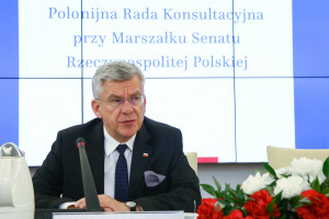 Karczewski apeluje do ZNP, by zasiadł do rozmów