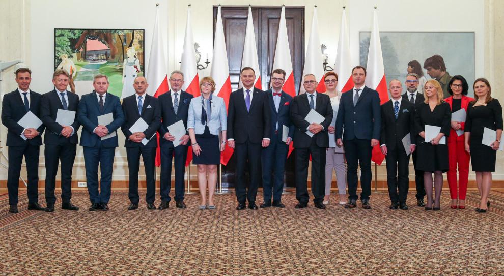 Prezydent powołał Radę ds. Przedsiębiorczości