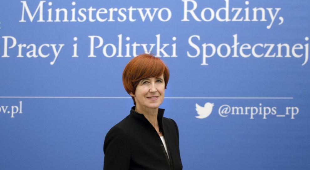Rafalska: przygotowujemy zmiany, które poprawią sytuację pracowników socjalnych