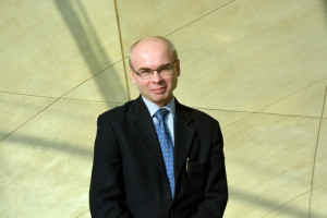 Nowy/stary dyrektor Muzeum POLIN