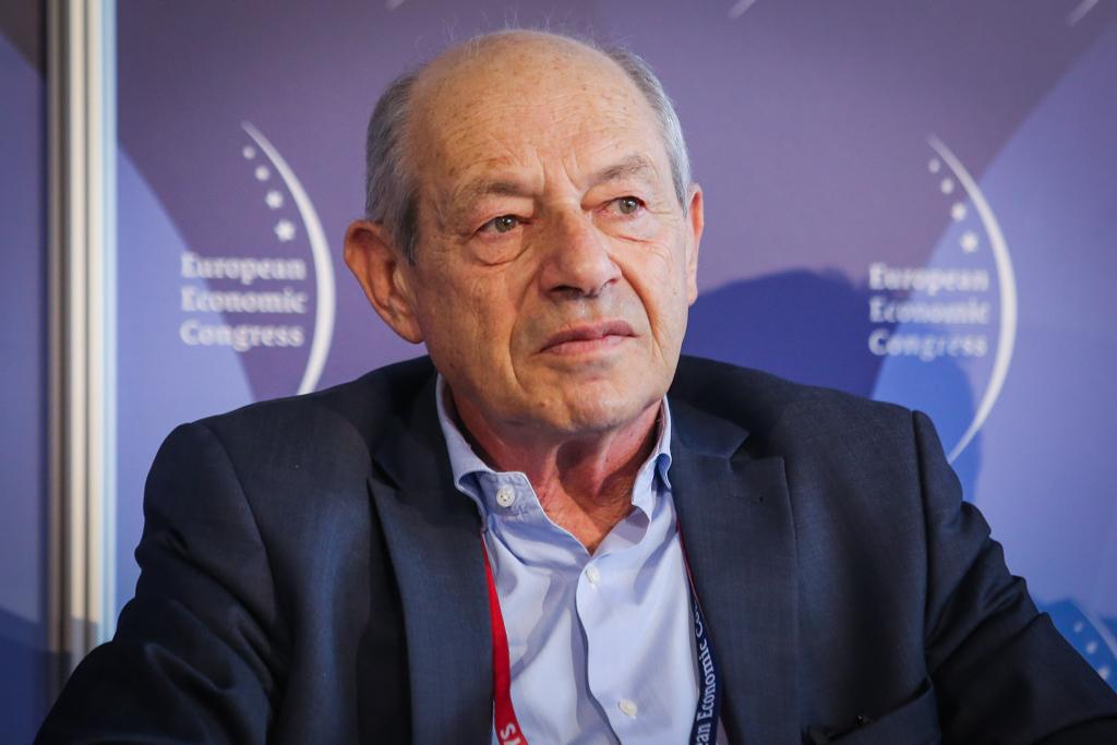 Henryk Orfinger, założyciel, współwłaściciel i prezes zarządu Dr Irena Eris