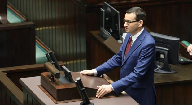 Premier Mateusz Morawiecki o swoim życiu zawodowym: Zarobiłem dużo pieniędzy