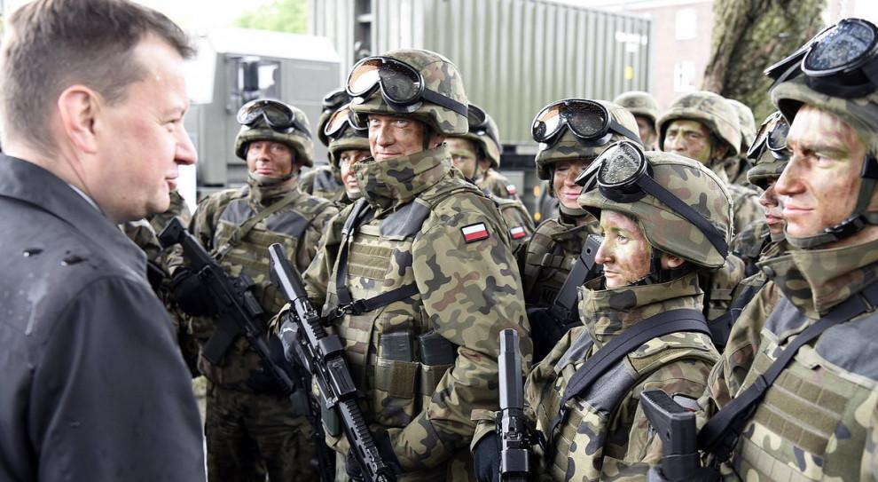 Liczebność Wojsk Obrony Terytorialnej przekroczyła 20 tysięcy