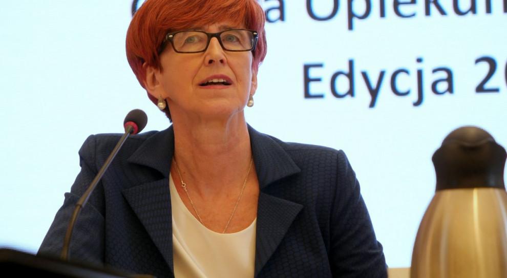 Minister Rafalska o ZUS: Nie ma takiego banku, który dałby nam takie oprocentowanie