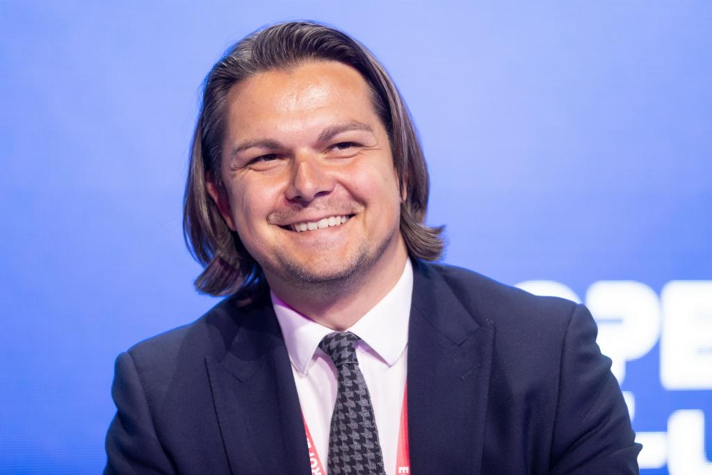 Piotr Matczuk, country advisor, international finance corporation w World Bank Group (Fot. PTWP)