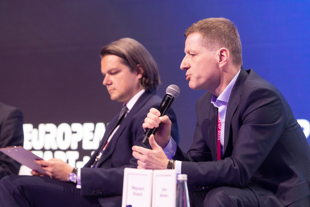 Wojciech Orzech, prezes PKP Energetyka (Fot. PTWP)