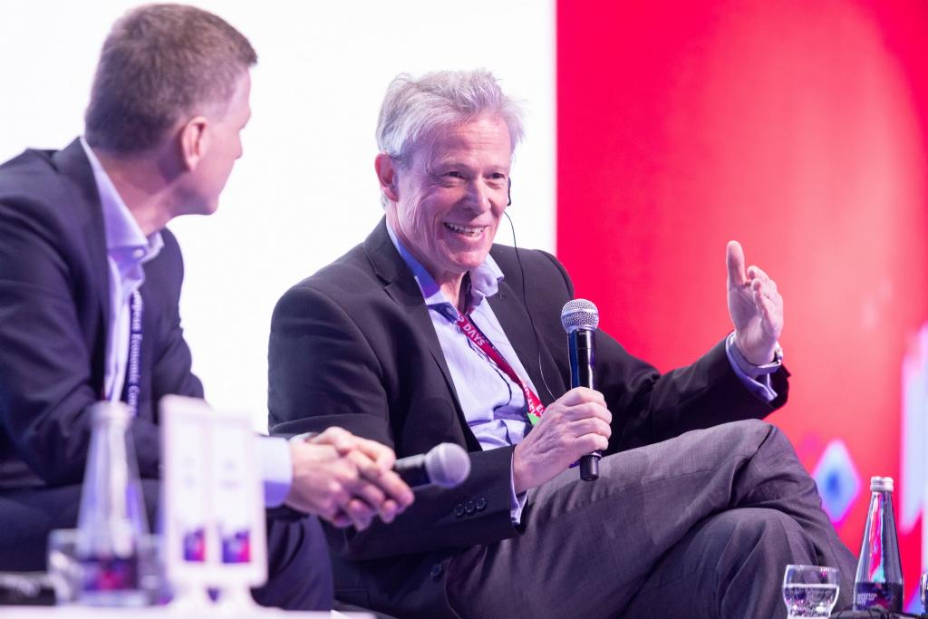 John Reiners, managing editor thought leadership, Oxford Economics (Fot. PTWP)