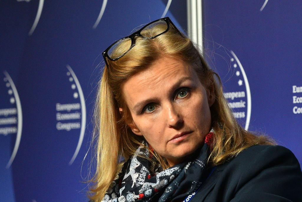 Katarzyna Byczkowska, dyrektor zarządzająca BASF Polska.
