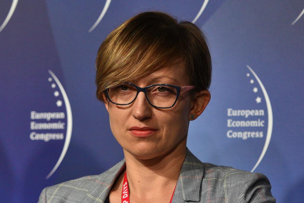 Justyna Kozłowska, kierownik zespołu ds. zarządzania środowiskiem Metro Properties.
