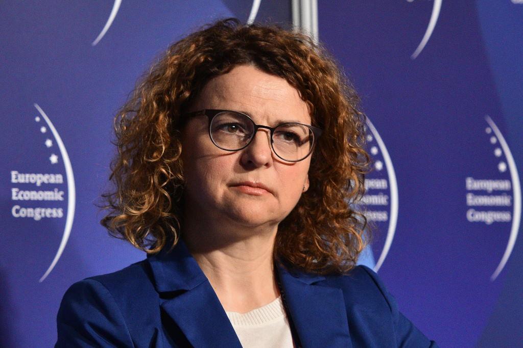 Izabela Walczewska-Schneyder, CFO i członek zarządu Benefit Systems.