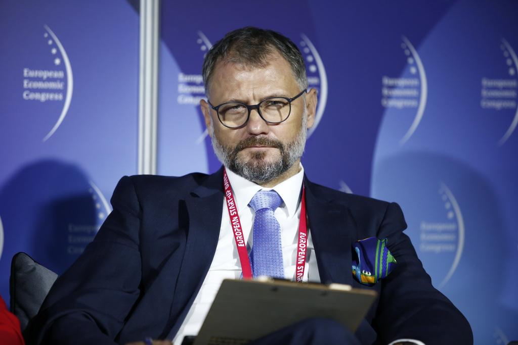 Krzysztof Zamasz (fot. PTWP)