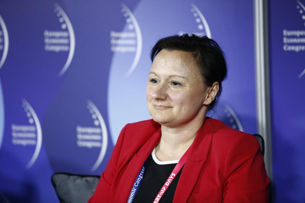 Anna Masłoń-Oracz (fot. PTWP)