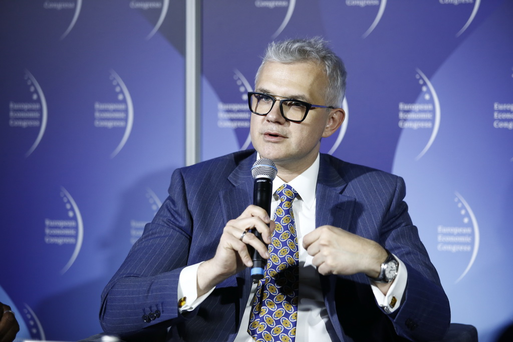Mateusz Aleksander Bonca (fot. PTWP)