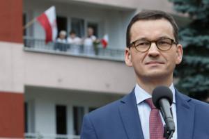 Mateusz Morawiecki: dla osób całkowicie niepełnosprawnych powyżej 18. roku życia - stały dodatek, prawdopodobnie 500 zł