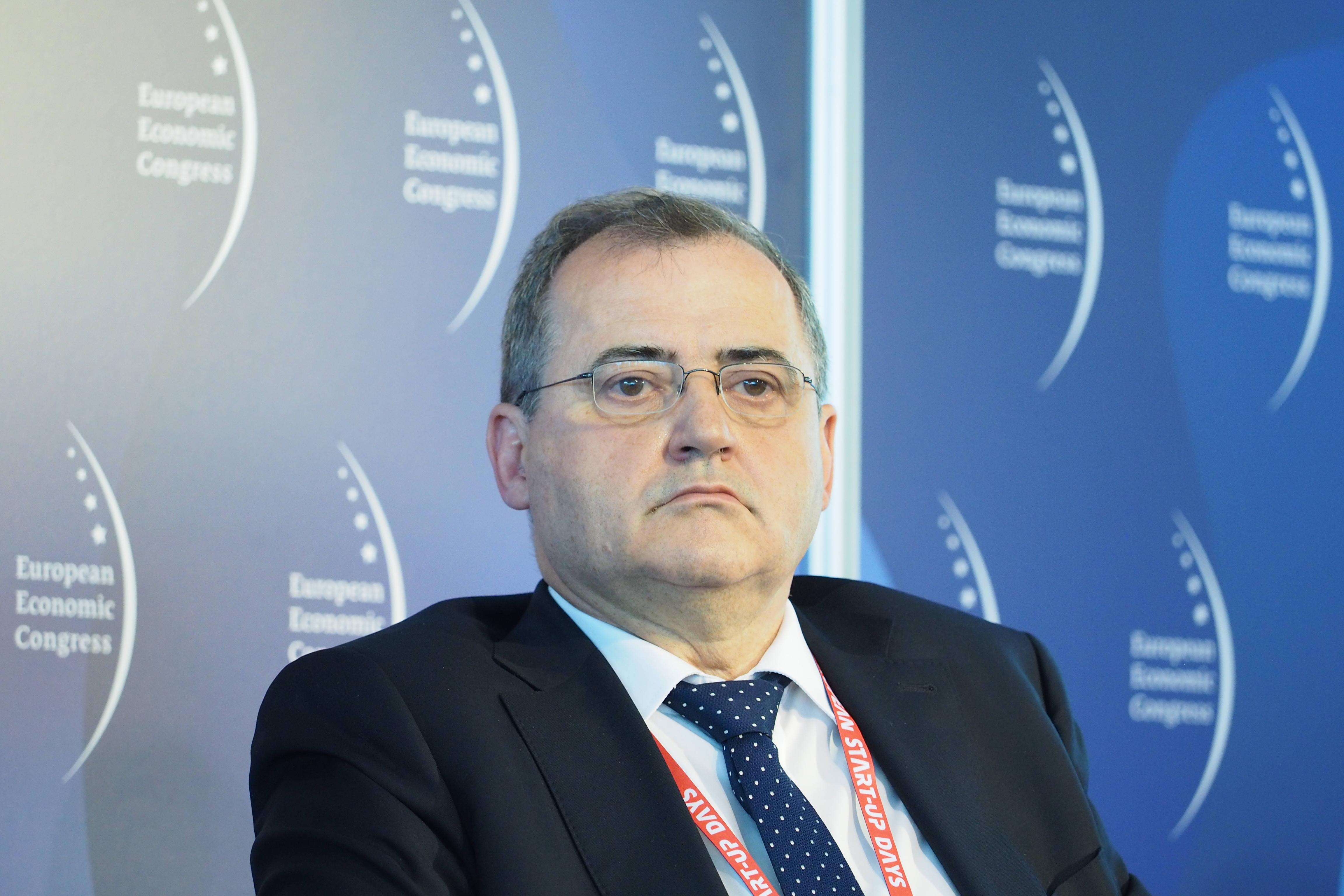 """Andrzej Soldaty, założyciel, partner projektu """"Inicjatywa dla Polskiego Przemysłu 4.0"""" (Fot. PTWP)"""